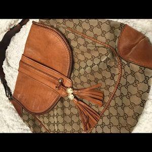 Gucci Handbag Hobo Shoulder Purse